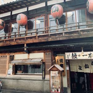 京都さんぽと老舗うなぎ店『京極かねよ』の名物きんし丼