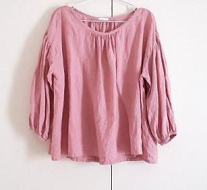 【うさぎと人】ピンク服、復活。【2020夏】