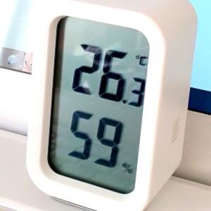 【無印良品】温湿度計、買いました。選んだ理由は?【2020夏】