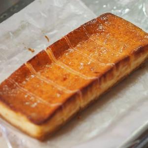 ストレス発散でお菓子作り・・・チーズケーキ