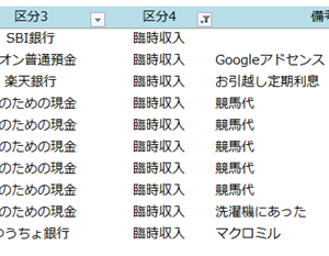 2020/07収支報告