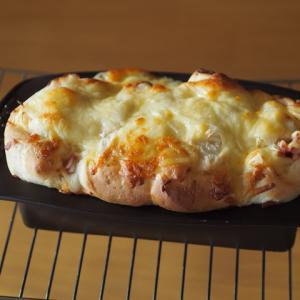 ストレス発散でパン作り・・・もっと美味しく作りたい オニオンブレッド