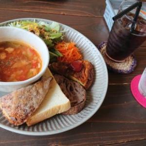 カフェシューエ(Cafe Schuhe)@つくば市高野台でワンプレートランチ