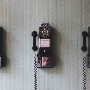 2020年初電話、最高でした!