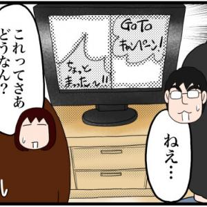 Go Toなキャンペーン(帰省は?)