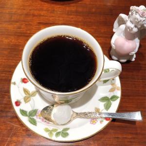 清水さんのコーヒー