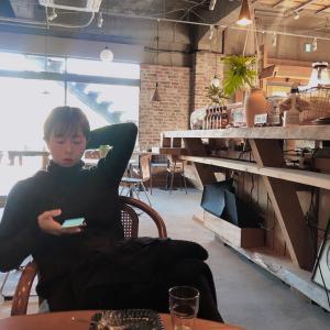 珈琲とコインランドリーのお店。ハレ@東大阪