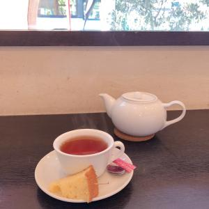 地元のカフェ巡り♪@大阪 河内山本