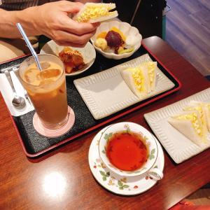 夢和スイーツ♡休業明けのカフェの新メニュー♡