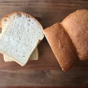 生クリーム食パン / 9月12日 フライ弁当とか
