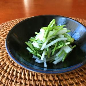 壬生菜と大根のおつけもん