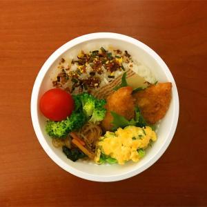 1月25日 白身魚のフライ弁当