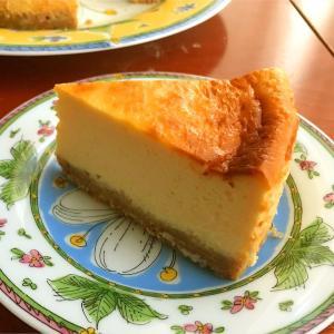 ニューヨークスタイルののチーズケーキ