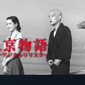 小津安二郎監督の古い映画を観た。