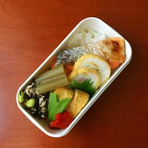 お弁当はじめは自分弁当 / 宇和島「野中」の揚巻