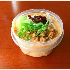 ダイエットご飯、しらたきの坦々麺