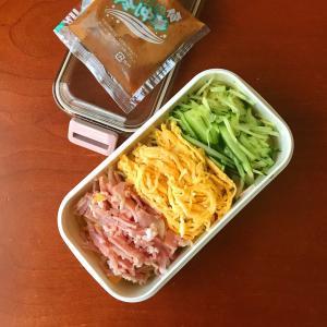 6月21日 冷麺弁当