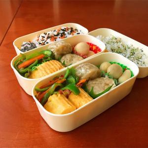 7月5日 シュウマイ弁当 / ほくほくパンプキンとチキンのソテー