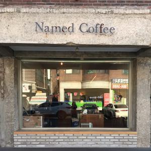【一山】Named coffee