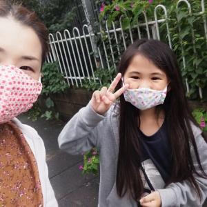 【夏休みの過ごし方】 小学3年生、女児の場合。