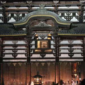 """""""奈良県が平城宮跡に、ほぼ実物大の正倉院再現へ…2025年度末の完成を目標に。"""""""
