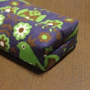 朝から 手縫いでちくちく・・・ 試作・・・