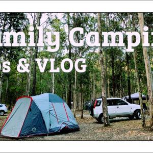 【動画】のんびりファミリーキャンプ – 楽しむための4つのコツ –