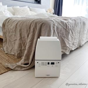 靴や洗濯物乾燥にも使えて片づけ楽ちん!象印のふとん乾燥機