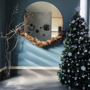 目指せ海外インテリア♪ZARA HOMEのクリスマスリース