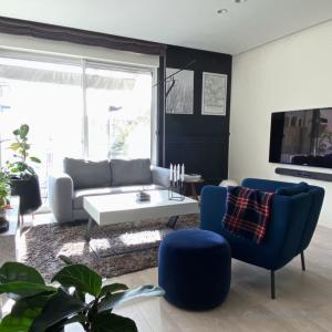 気分転換に家具の配置変更♪リビングの模様替えをしました