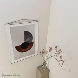 DIY★お気に入りの花瓶を置く台を作りました