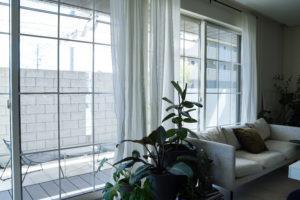 【DIY】海外のような格子窓を低予算で作りました