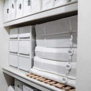 おすすめの布団圧縮袋とIKEA SKUBBで布団収納!