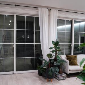 DIY★海外のような「窓枠(window trim)」の作り方
