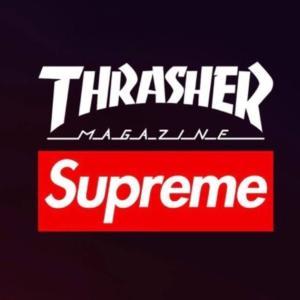 【9月25日発売開始】SUPREME X THRASHER 2021FW WEEK5 シュプリーム スラッシャー 2021秋冬 ウィークファイブ