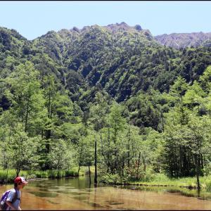 日本最高の高原の一つ【上高地】へ行ってみた!【田代池~自然研究路・PART2】