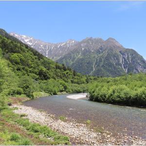 国内最高の高原のひとつと謳われる【上高地】を旅してみた!【田代橋~素晴らしき川と山々】