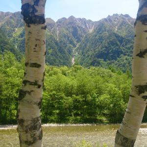 日本最高の高原のひとつ【上高地】の旅!高原のホテルとウエストン碑へ