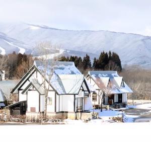 【ひるがの高原・牧歌の里】ウインターシーズン・レポートPART2「アルパカらの動物たち」
