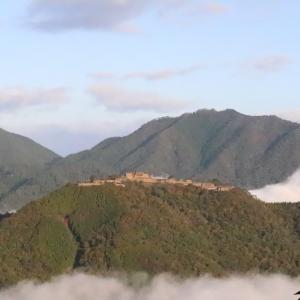 【天空の城シリーズ】日本一有名で人気な天空の城「竹田城跡」撮影記!PART1