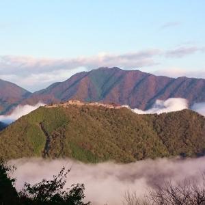 【天空の城シリーズ】日本一人気な天空の城「竹田城跡の絶景」撮影記PART2