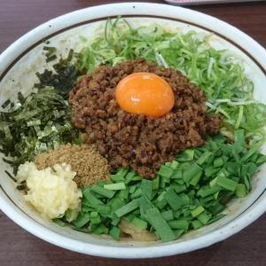 名古屋発祥のご当地グルメ「台湾まぜそば」で人気の【麺屋はなび】へ行ってみた!