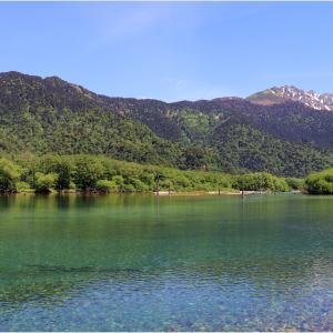 国内最高と呼ばれる高原のひとつ【上高地】へ避暑してみた!「大正池」PART2