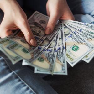 【お金】がなくなる恐怖。のはなし