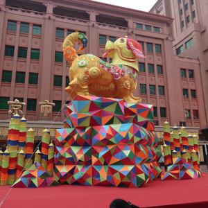 北京一の繁華街「王府井」に行ってきました