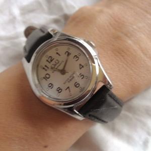 腕時計とアウトドアそして百均