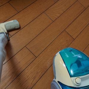 お掃除を癒しのツールの一つとして…。