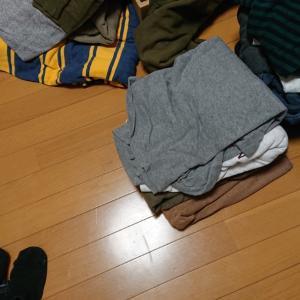 主人の衣服管理は…。
