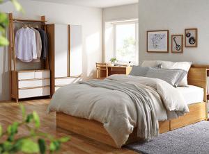 どんな寝室がお好みですか?