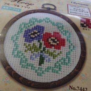 刺繍作品を飾る癒し空間作り講座の同窓会(^_^)